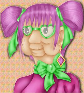 Mamikatou portrait